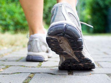 diet traps, walking