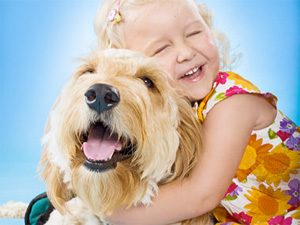 Hero Pets: A Little Girl's Lifeline Is Her Dog
