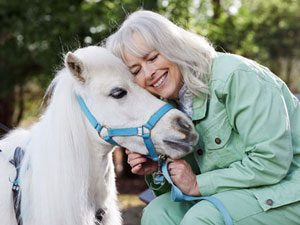 Hero Pets: A Horse Guides Its Owner