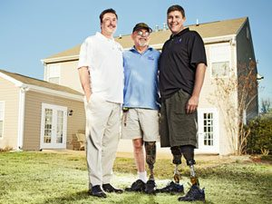 hometown heroes, John Gallina, David Morrell, Dale Beatty