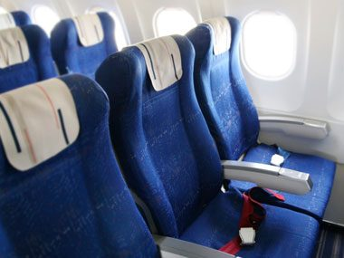 how germ experts stay healthy, airplane