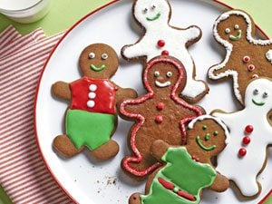 Christmas Cookie Recipe: Martha Stewart's Gingerbread Men
