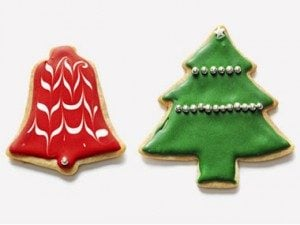 Ree Drummond's Christmas cutouts
