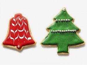 Ree Drummond's Christmas cutouts