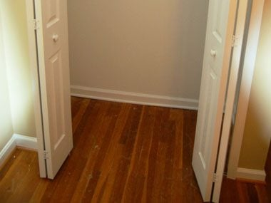 ornament storage tips, closet