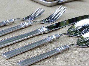 Idea 3: Skip the fancy flatware