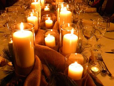 Idea 10: Light candles