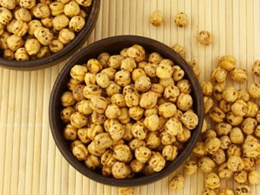 appetizer recipes, roasted chickpeas