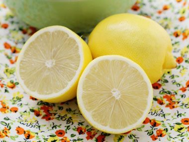 Suck a lemon for fast-acting cough relief.