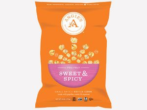 Angie's sweet and spicy