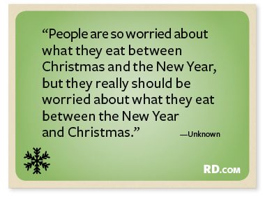 Unknown with a Christmas Quote
