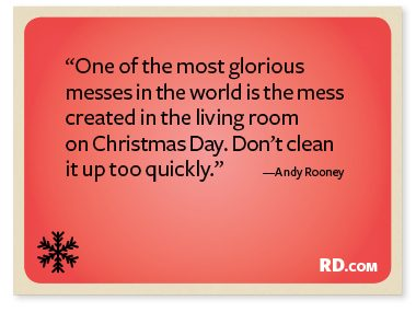 Funny Christmas Quotes That Will Crack You Up | Reader\'s Digest