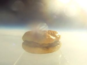 Brilliant Waste of Time: Burgers in Space!