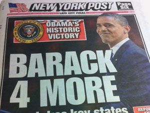 NY Post frontpage
