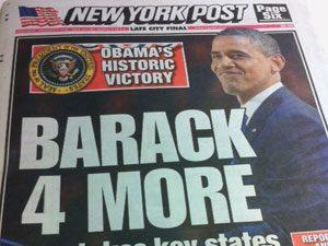 NY Post frontpage