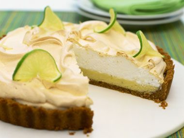 If you're in Key West, you might find: Key lime pie