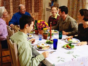 'You're Wrong, Uncle Bob!': When Politics and Thanksgiving Collide