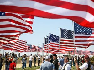 Thank You for Your Service: How Everyday Americans Help Veterans