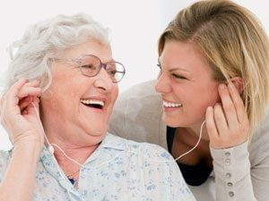 Study: Alzheimer's Symptoms Reduced By Music