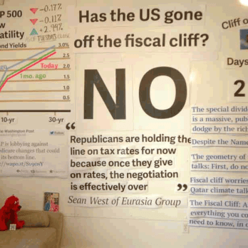 The Only Fiscal Cliff Guide You'll Need This Holiday Season