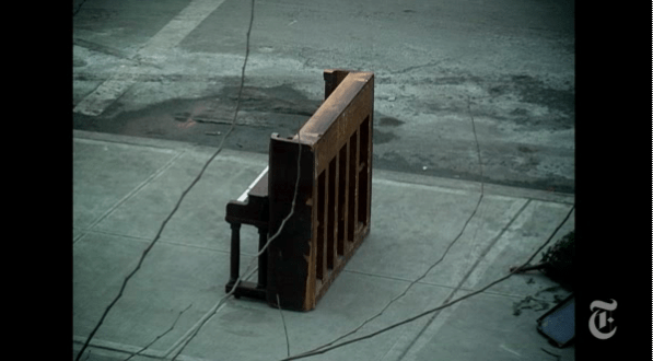 Must-See: The Tale of the Abandoned Piano