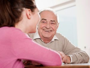 When Dad Has Dementia: 7 Secrets to Better Communication