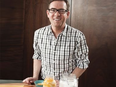 Tasty, Healthy Recipes from Ted Allen