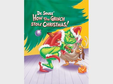 """How the Grinch Stole Christmas!"""