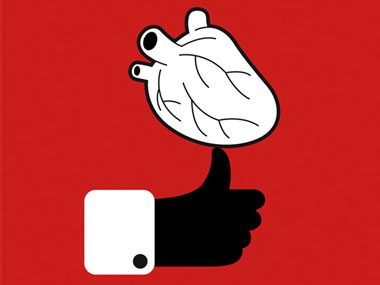 "Facebook saves lives by generating organ donor ""likes."""