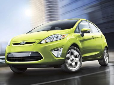 Best Car Deals for Real Bargain Hunters:  Ford Fiesta