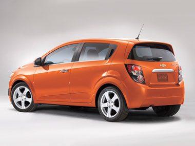 best cars for $15,000, Chevrolet Sonic