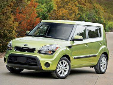 Best Car Deals for High-Tech Drivers: Kia Soul