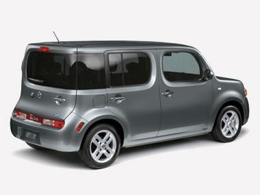 Best Car Deals with Room with a View: Nissan Cube