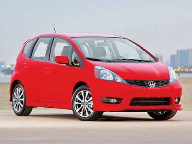Best Car Deals for a Spacious Trunk: Honda Fit