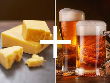 Cheese + Beer = Soup