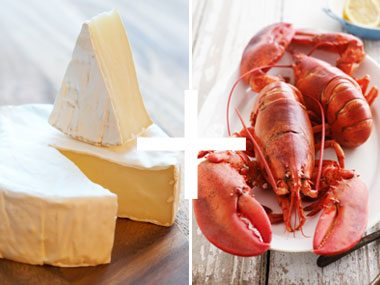 Cheese + Lobster = High-Style Chip Dip