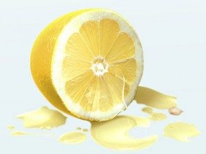 squeeze more out of everything, lemon