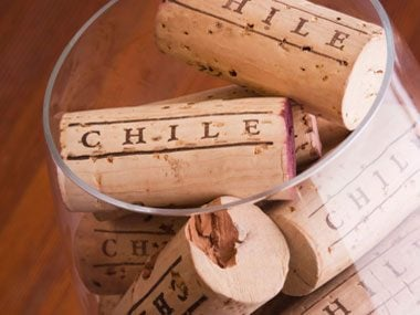 Q: Which South American wine countries are known for their good-value red wine?