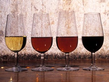 True or false: fortified wines have been distilled to have a greater alcohol content