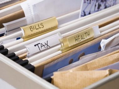 13.  How long should you keep your old tax returns?