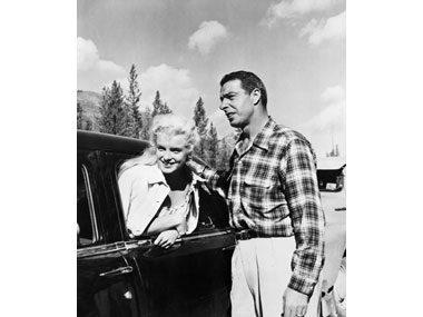 Marilyn Monroe to Joe DiMaggio