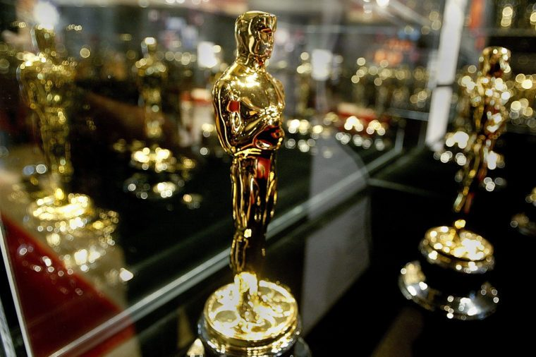 A display case is seen full of Oscar statues February 20, 2004 in Hollywood, California. These are the Oscar statuettes that will be handed out on February 29 at the 76th Academy Awards ceremony.