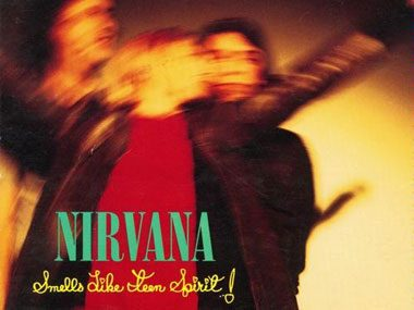 Smells Like Teen Spirit by Nirvana