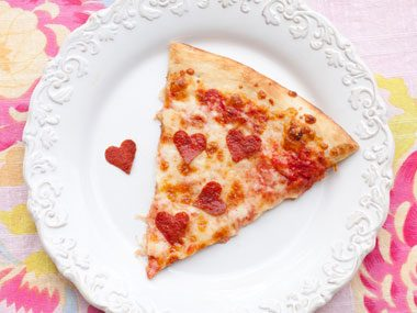 Pepperoni Hearts