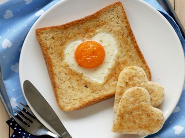 Eggs in a Heart