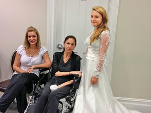 Her fingers paralyzed by ALS, Spencer-Wendel typed her memoir on her phone using only her thumbs.