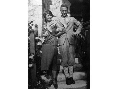 F. Scott Fitzgerald to Zelda Fitzgerald