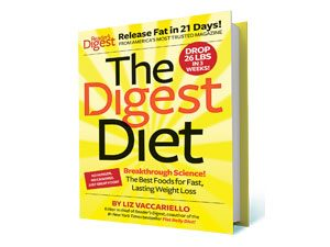 "Digest Diet Success Story: ""I Eat to Keep Cancer Away"""