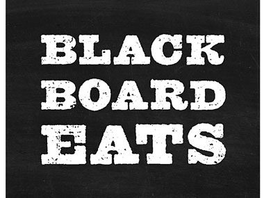 Blackboard Eats: for gourmet bargains