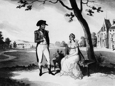 Napoleon Bonaparte to Josephine de Beauharnais